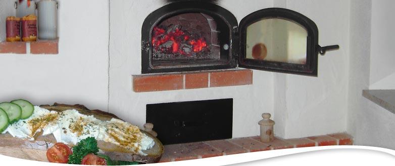 Ofen zum brotbacken